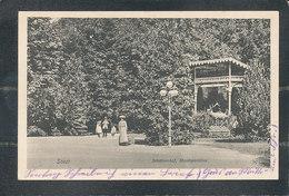 Soest, Schützenhof, Musikpavillon, 1915 (26) - Soest