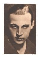 04825 Rudolph Valentino  Silent Film Actor - Acteurs