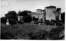 LE CHAMBON FEUGEROLLES     Le Château De Feugerolles - Le Chambon Feugerolles