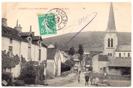 """ VERREY Sous SALMAISE - La GRANDE RUE "" TRES RARE ! - Montbard"