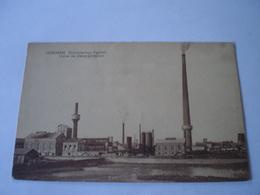 Hoboken (Antwerpen) Ontzilverings Fabriek - Usine De Desargentation // 19?? - Antwerpen