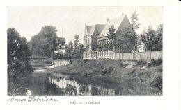 Halle - CPA - Hal - La Cascade - Halle