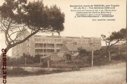 TRESTEL LE SANATORIUM MARIN TREGUIER OEUVRE ANTITUBERCULEUSE DES COTES-DU-NORD GUINGAMP DELATTRE - Frankrijk