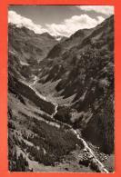 DA07-32 Val De Bagnes. Fionnay Vue De L'Epaule De Louvie.  Circulé En 1955, Gyger 10612 - VS Valais