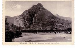 & Grenoble-Fontaine - Le Nouveau Pont Sur Le Drac Et Le Néron - Grenoble
