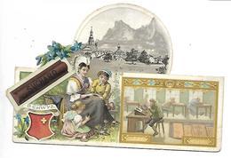 CHROMO - CHOCOLAT SUCHARD - Schwyz - Suchard