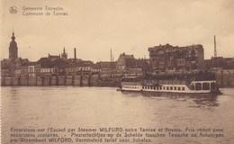 Temse, Gemeente Temsche, Pleziertochtjes Op De Schelde Tusschen Temsche En ANtwerpen Per Stoomboot Wilford (pk47011) - Temse