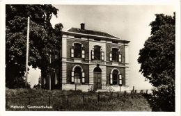 CPA Heteren, Gemeentehuis. NETHERLANDS (713510) - Holanda