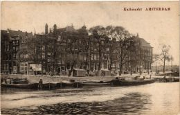 CPA Amsterdam, Kalkmarkt. NETHERLANDS (713608) - Amsterdam