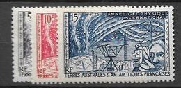 1957 MNH TAAF - Terre Australi E Antartiche Francesi (TAAF)