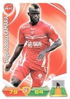 CARTE PANINI ADRENALYN XL LIGUE 1 SAISON 2012-13 – VALENCIENNES FC - PAPE ABDOU CAMARA - Trading Cards