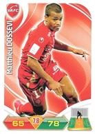 CARTE PANINI ADRENALYN XL LIGUE 1 SAISON 2012-13 – VALENCIENNES FC - MATTHIEU DOSSEVI - Trading Cards