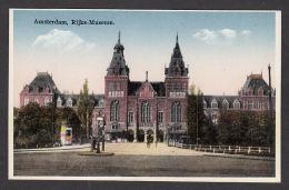 72143/ AMSTERDAM, Rijks-Museum - Amsterdam