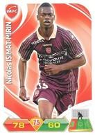 CARTE PANINI ADRENALYN XL LIGUE 1 SAISON 2012-13 – VALENCIENNES FC - NICOLAS ISIMAT MIRIN - Trading Cards