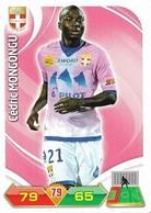 CARTE PANINI ADRENALYN XL LIGUE 1 SAISON 2012-13 – EVIAN THONON GAILLARD - CEDRIC MONGONGU - Trading Cards