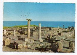 Roumanie--DOBROGEA--1966--Ruines De La Cité Antique De Histria--timbre--cachet - Roumanie
