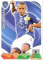 CARTE PANINI ADRENALYN XL LIGUE 1 SAISON 2012-13 – SC BASTIA - GAEL ANGOULA - Trading Cards
