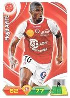 CARTE PANINI ADRENALYN XL LIGUE 1 SAISON 2012-13 – STADE DE REIMS - FLOYD AYITE - Trading Cards