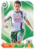 CARTE PANINI ADRENALYN XL LIGUE 1 SAISON 2012-13 – AS SAINT ETIENNE - ROMAIN HAMOUMA - Trading Cards