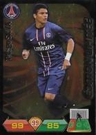 CARTE PANINI ADRENALYN XL LIGUE 1 SAISON 2012-13 – PARIS SAINT GERMAIN - THIAGO SILVA EDITION LIMITEE - Trading Cards