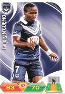 CARTE PANINI ADRENALYN XL LIGUE 1 SAISON 2012-13 – GIRONDINS DE BORDEAUX - LANDRY N'GUEMO - Trading Cards