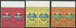 Sharjah & Dependencies Postage Arab Postage Union MNH 2 X Stamp Set Margin 10 Years Ann 1954 - 1964 Stamps - Sharjah
