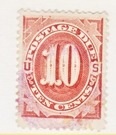 U.S.  J 5    (o)     1st Issue - Postage Due