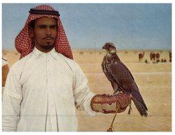 (PF 155) Bahrain Falcon Handler - Bahrain