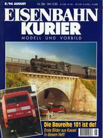 Eisenbahn Kurier 8/1996 Nr. 286: Die Baureihe 101 Ist Da! Erste Bilder Aus Kassel In Diesem Heft! - Auto & Verkehr