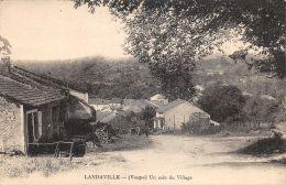 88-LANDAVILLE-N°515-G/0205 - France