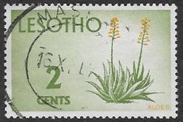 Lesotho SG193 1971 Definitive 2c Good/fine Used [37/30949/2D] - Lesotho (1966-...)