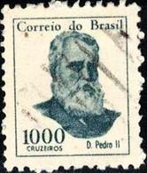 Dom Pedro II, Last Ruler Of The Empire Of Brazil, Brazil Stamp SC#992A Used - Brésil