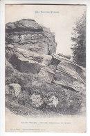 Ps- 88 - Roches Velleda - Sommet Meridional Du DONON - Timbre - Cachet - 1907 - Sin Clasificación