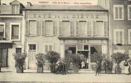 CORBIGNY Café De La Nièvre Chat Propriètaire RV - Corbigny