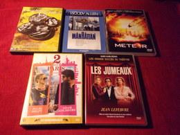LOT DE 5 DVD  POUR 10 EUROS ( Lot  206 ) - DVD