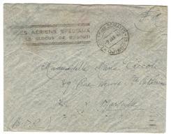 3439 - BLOCUS DE DJIBOUTI - Storia Postale