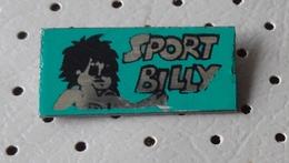 Sport Billy Cartoons Slovenia Pin - Films