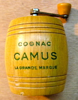 MOULIN A POIVRE COGNAC CAMUS LA GRANDE MARQUE / MARLUX MADE IN FRANCE - Dishware, Glassware, & Cutlery