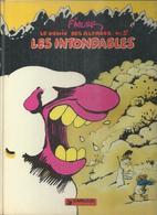 """LE GENIE DES ALPAGES  """" LES INTONDABLES  """" - F'MURR  - E.O.   1980  DARGAUD - Génie Des Alpages, Le"""