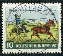 "Nr. 160 Zentrischer Vollstempel ""GÖTTINGEN"" - [7] République Fédérale"