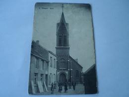 Tisselt - Thisselt (Willebroek) Kerk (geanimeerd - Leuk) 19?? Uitg. Gezusters Troch Thisselt - Willebroek