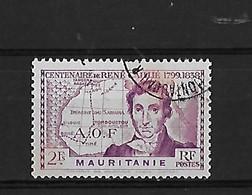 Mauritanie Yv. 96 O. - Oblitérés