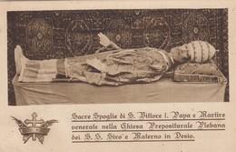 12065-DESIO(MONZA-BRIANZA)-SACRE SPOGLIE DI S.VITTORE PAPA E MARTIRE-FP - Monza