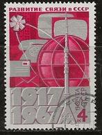 Russie 1967 N°Y.T. : 3256 Obl. - 1923-1991 URSS