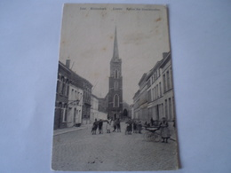 Lier - Lierre // Kluizekerk - Eglise Des Dominicains (veel Volk) Gelopen 19?? - Lier