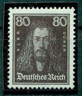 Deutsches Reich. Bedeutende Deutsche, Mi.-Nr. 397* Falz - Ungebraucht