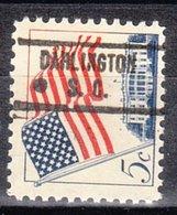 USA Precancel Vorausentwertung Preo, Locals South Carolina, Darlington 734 - Vorausentwertungen