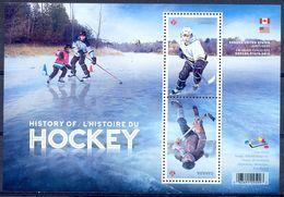 CANADA  (AME 015) - Hockey (Ijs)