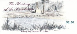 Norfolk Island 1999 Booklet AUSTRALIA 99 Mint - Norfolkinsel