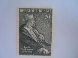 België Belgique 1955 Dichter Poète Emile Verhaeren 967 MNH ** - Bélgica